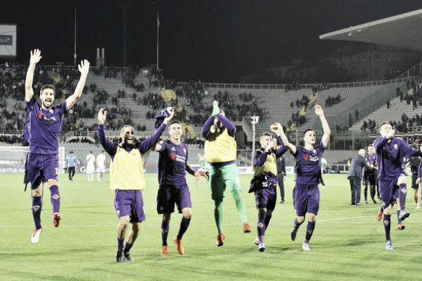 Fiorentina capolista, la gioia dei protagonisti. Rabbia Reja