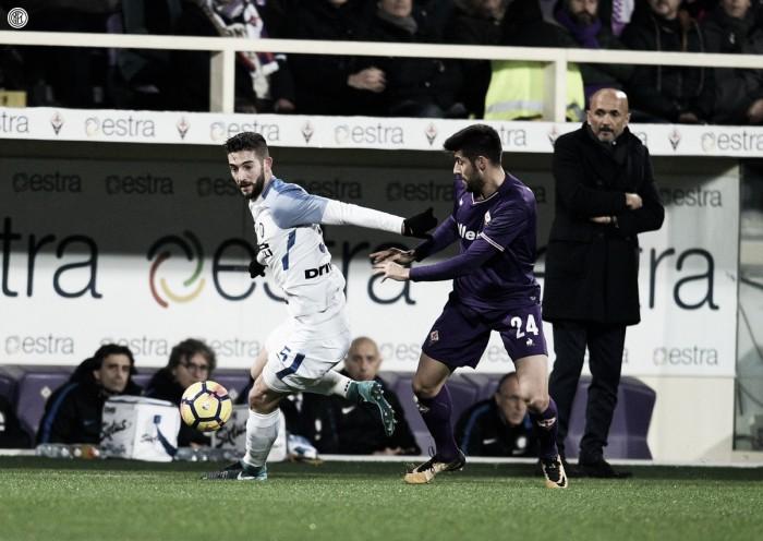 Simeone marca no fim, Fiorentina busca empate e amplia fase ruim da Inter