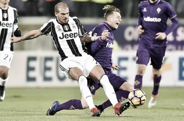 Novo capítulo da rivalidade: Juve visita Fiorentina no retorno de Bernardeschi à Florença