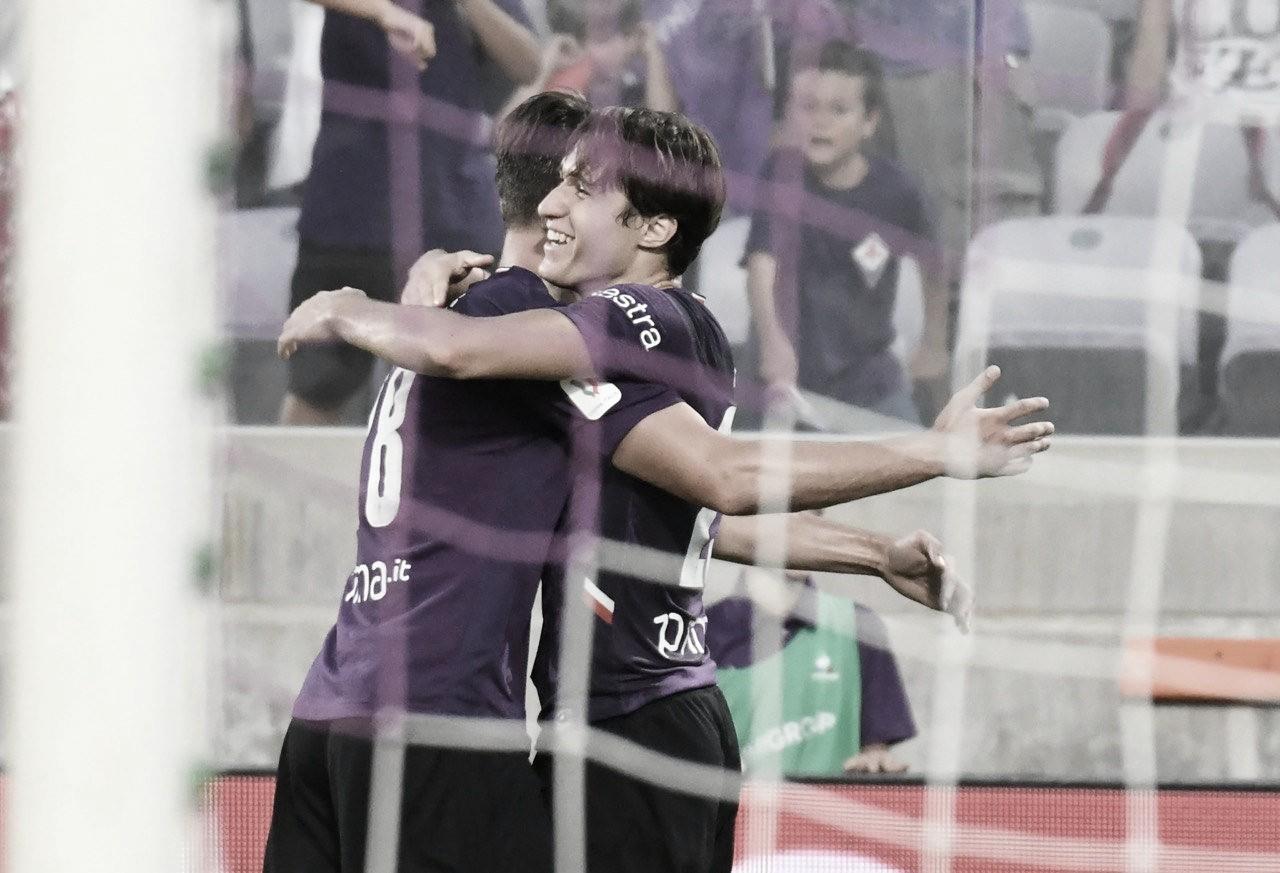 Fiorentina se recupera no fim, elimina Monza na Copa da Itália e quebra jejum de seis meses