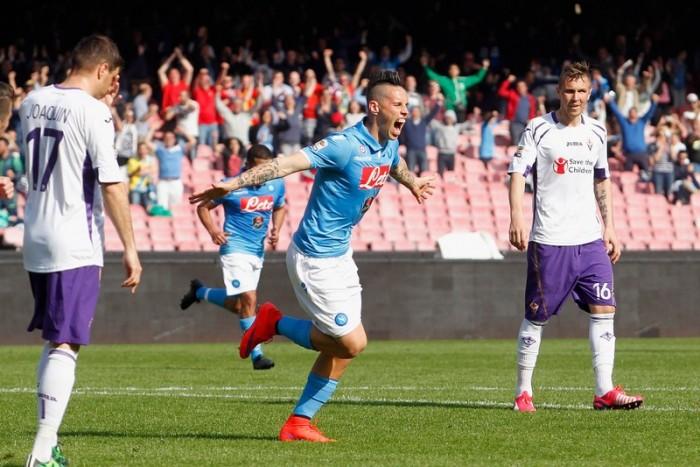 Serie A - Le formazioni ufficiali di Fiorentina - Napoli