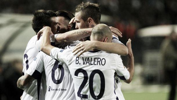 Fiorentina - PAOK: ahogar las penas en el licor europeo