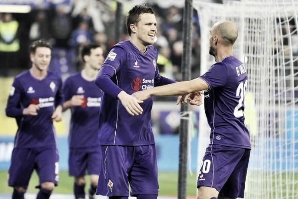 Il tris della Fiorentina stende l'Udinese e vale il secondo posto