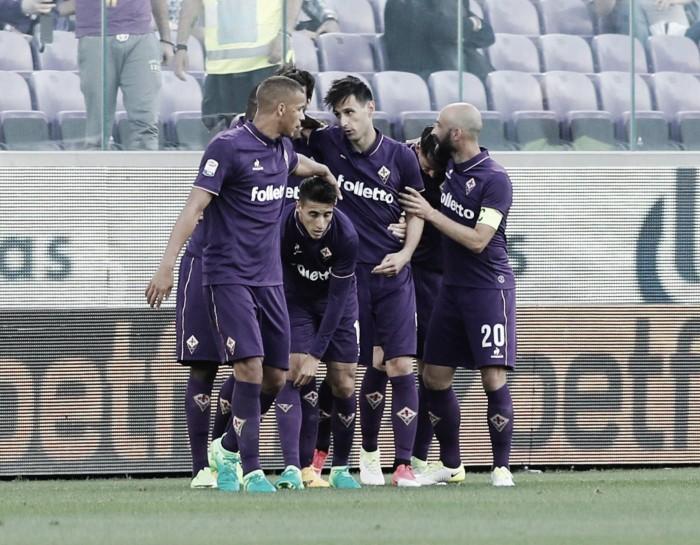 Fiorentina, una rimonta che profuma d'Europa