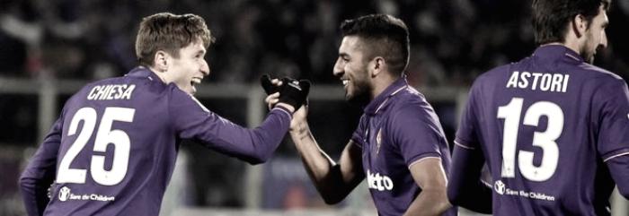 La Fiorentina se acerca a Europa