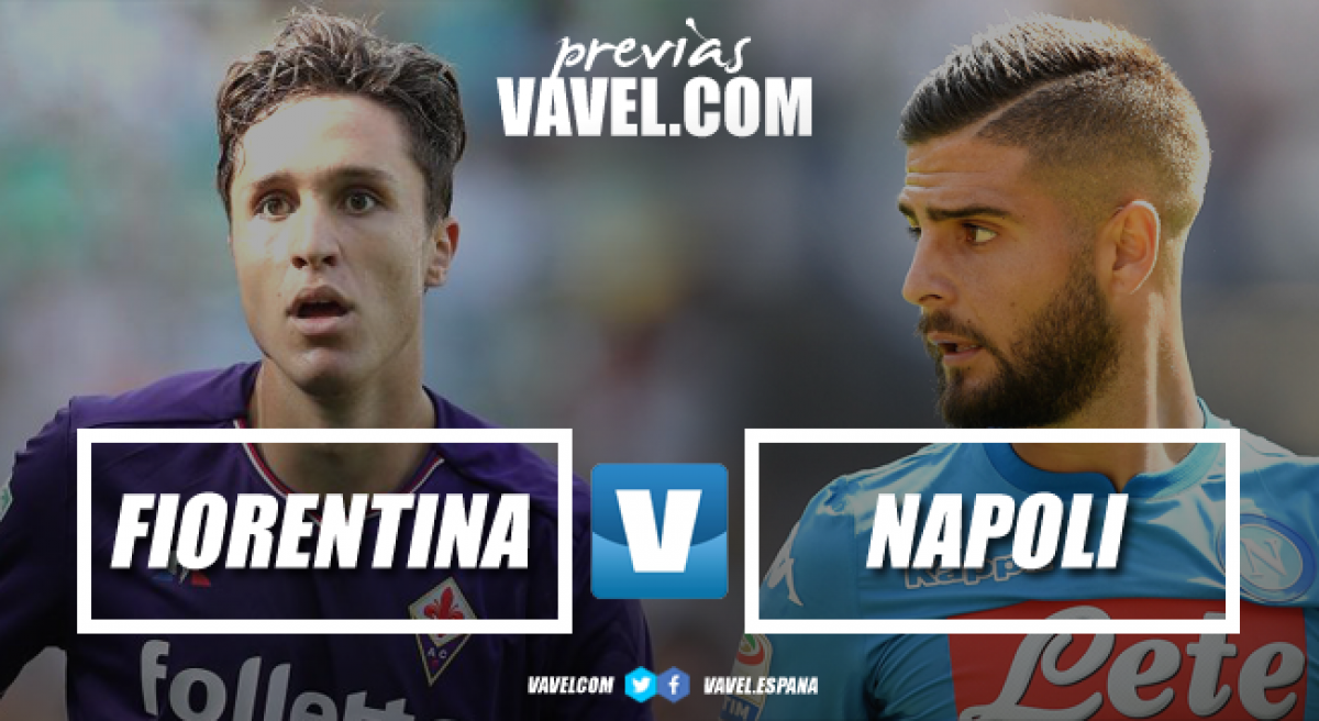 Serie A- Il Napoli fa visita alla Fiorentina per scacciare gli incubi