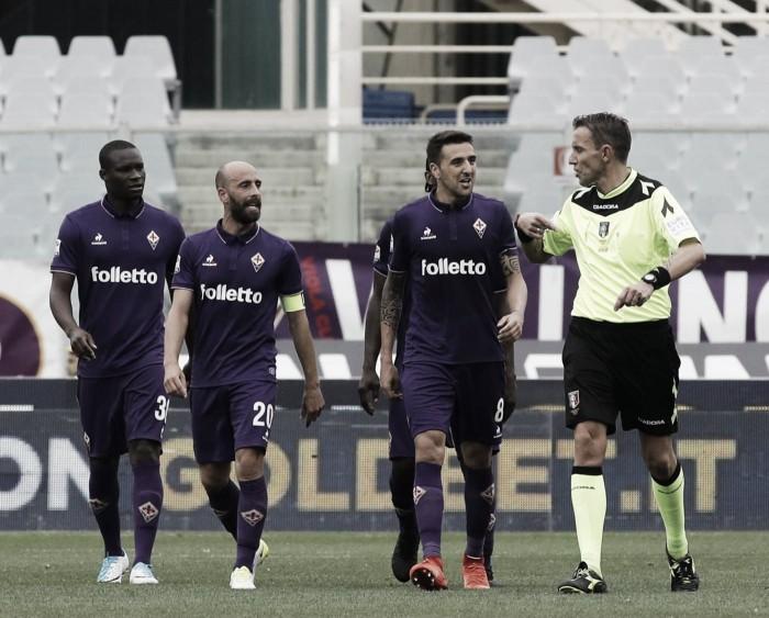 Fiorentina, addio all'Europa League