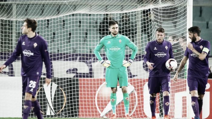 Fiorentina, gli allori (s)comodi e una stagione che sembra finita in anticipo
