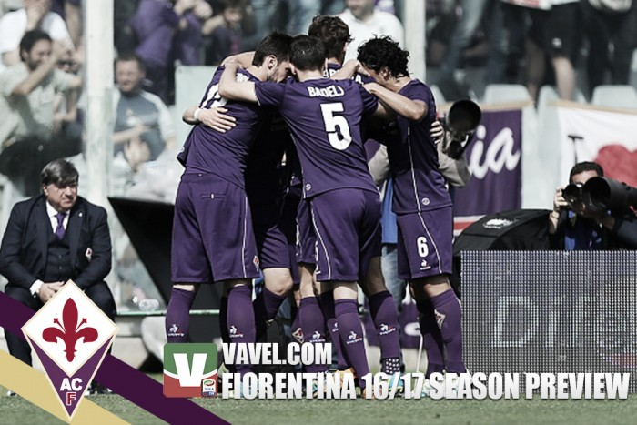 Fiorentina 2016/17 Serie A season preview: Viola to push for top 3