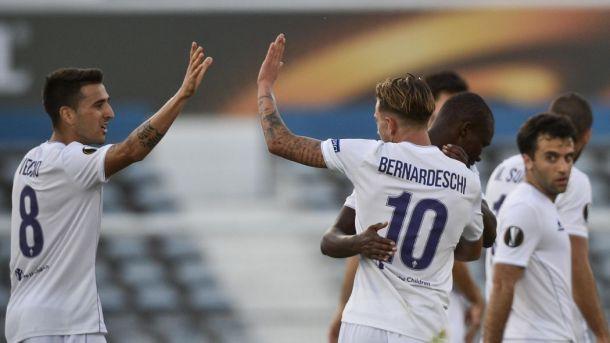 La Fiorentina ospita il Lech Poznan, con un Rossi in più