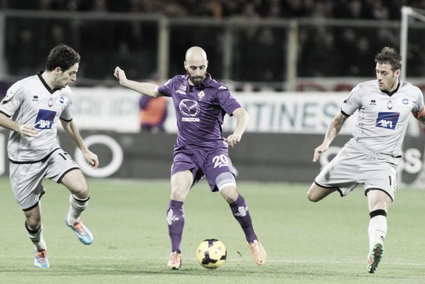Live Fiorentina - Atalanta, diretta ottavi Coppa Italia