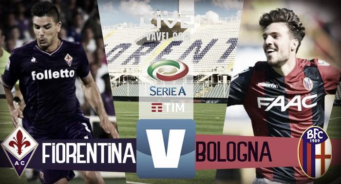 Fiorentina-Bologna in diretta, LIVE Sere A 2017/18: è finita! La Fiorentina vince 2-1!