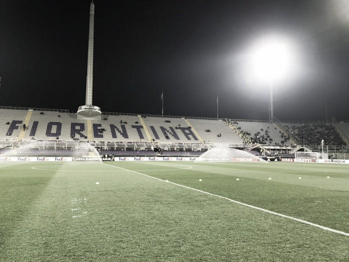 Fiorentina-Gladbach, le formazioni ufficiali