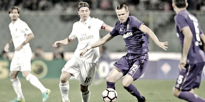 Previa Fiorentina - AC Milan: retorno a la cruda realidad