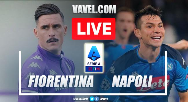 Fiorentina vs Napoli LIVE: Score Updates (1-2)