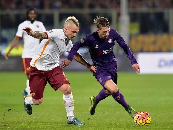 Roma - Fiorentina, le probabili formazioni