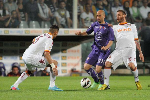 Roma alla prova del nove in campionato: c'è la Fiorentina