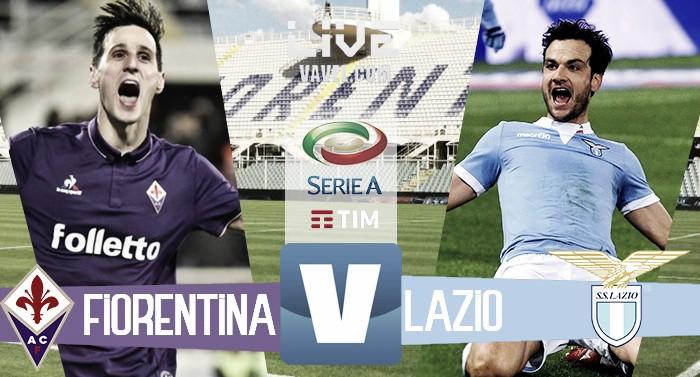 Fiorentina - Lazio in Serie A 2016/17 (3-2): la Viola aggancia il Milan al 6^ posto!
