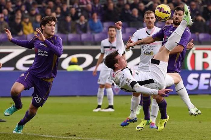 LIVE Palermo - Fiorentina in Serie A 2015/16 (1-3)