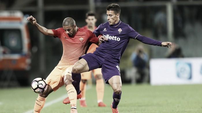 Fiorentina tira invencibilidade da Roma e quebra jejum de cinco anos sem vencer rival em casa