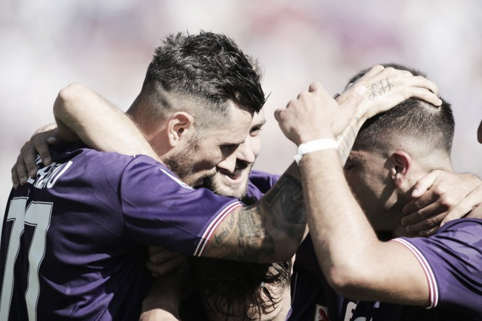 Thereau marca dois contra ex-time, Fiorentina bate Udinese e quebra sequência ruim
