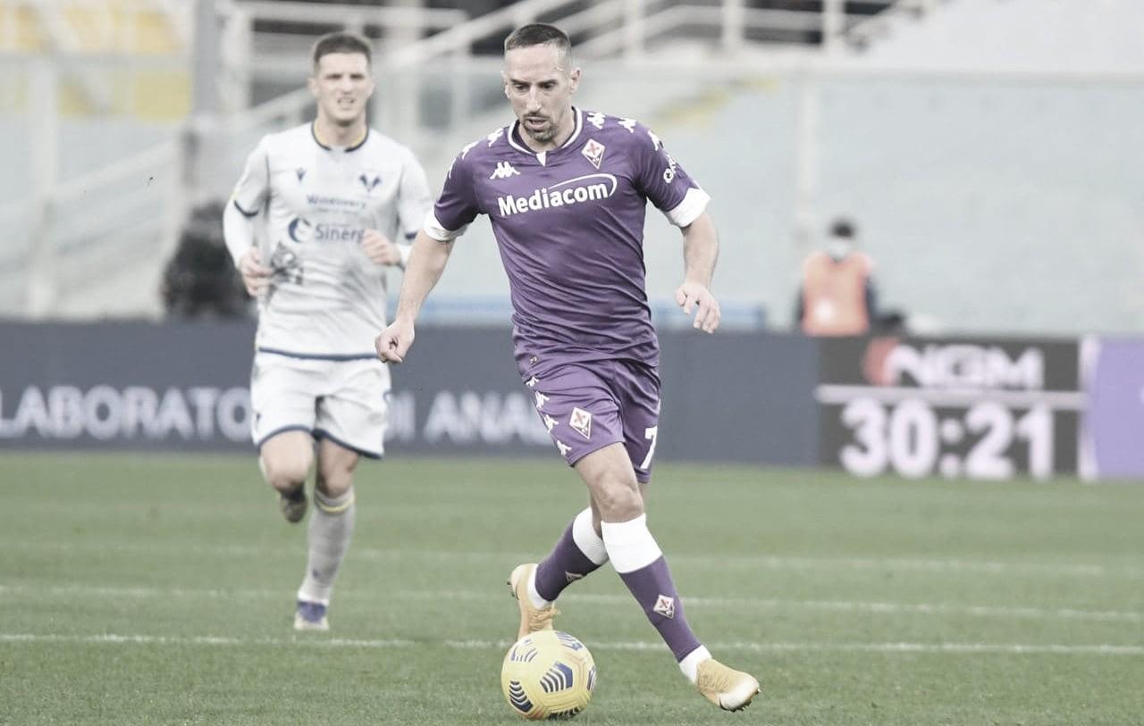 Em jogo com dois pênaltis, Fiorentina e Verona não saem do empate em Florença