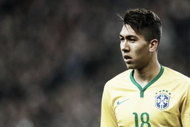 Manchester United set to sign Roberto Firmino