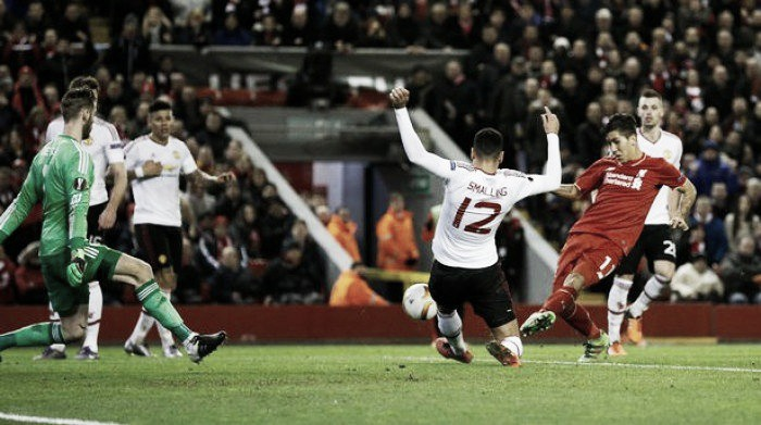 Manchester United - Liverpool: Reds looking to book place in final eight
