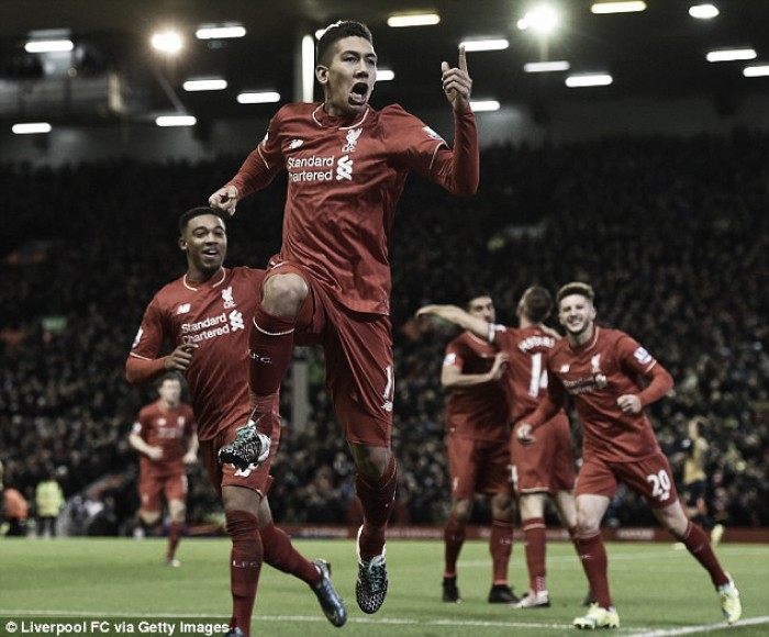 Opinion: Has Roberto Firmino been Liverpool's best player this season?