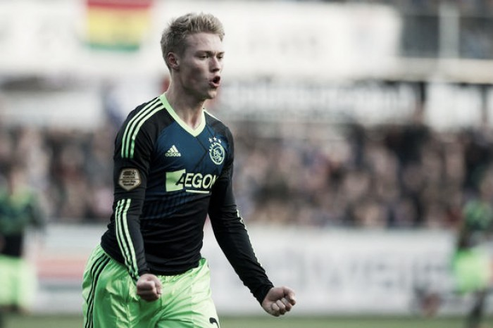 Middlesbrough 'set to sign' Danish winger Fischer