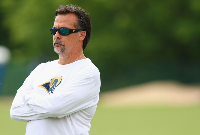 Jeff Fisher da un gran futuro para los Rams