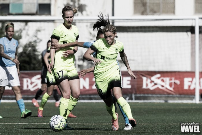 Seattle Reign sends four players out on loan