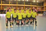 Fisiomedia Manacor debuta en Buenos Aires con empate