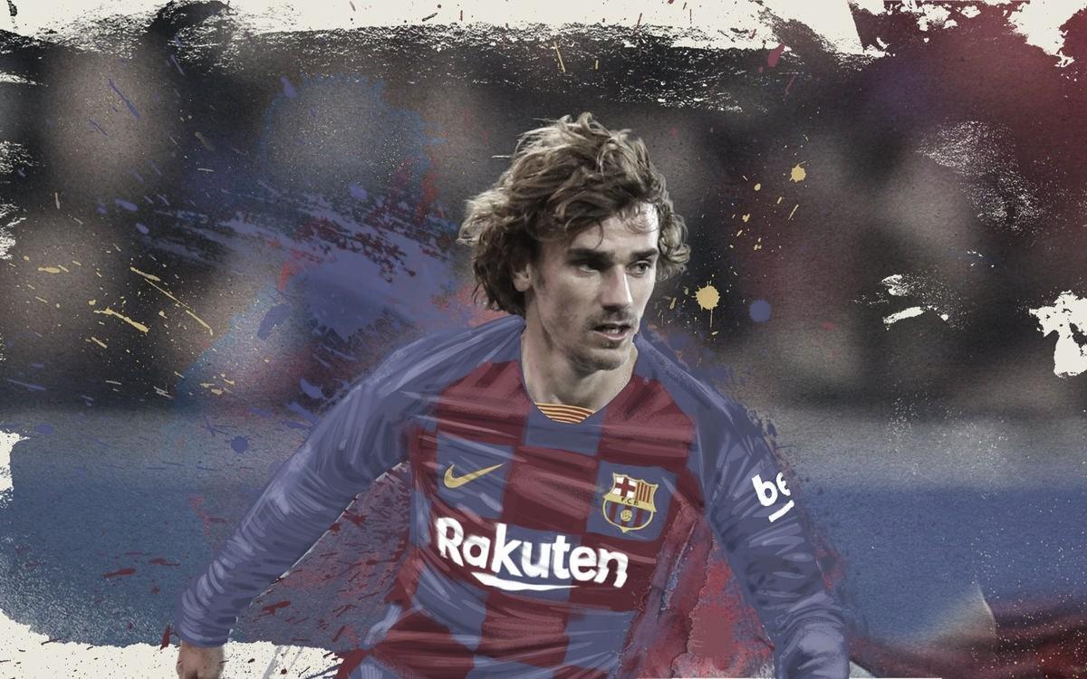Fim da novela: Barcelona paga multa rescisória e anuncia Antoine Griezmann como novo reforço