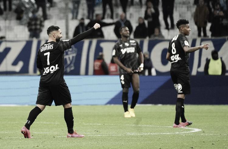 Amiens saca un empate del Orange Vélodrome