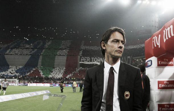 """Milan, Inzaghi suona la carica: """"La scossa per noi arriverà dai nostri tifosi"""""""