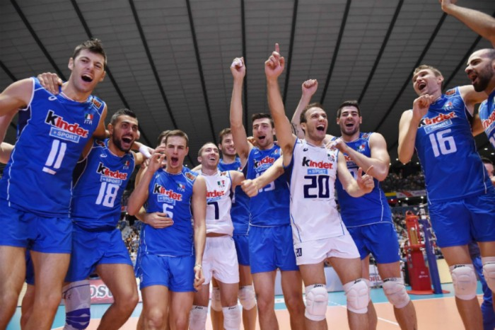 Rumo à Olimpíada: conheça a seleção masculina de vôlei da Itália