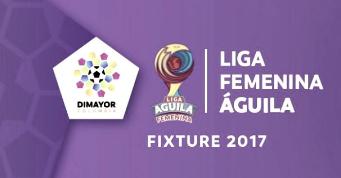 Publicado el calendario de la Liga Águila Femenina 2017