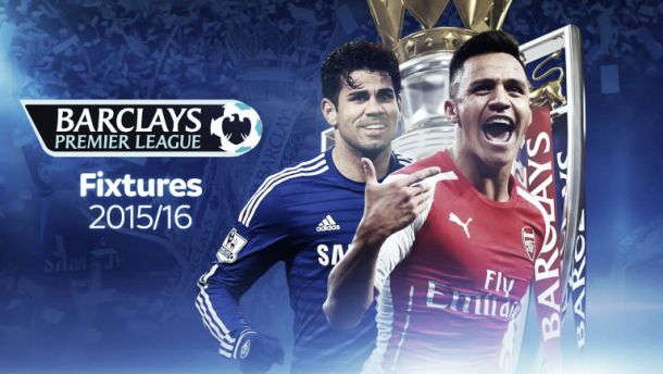 Premier League fixtures in the offing