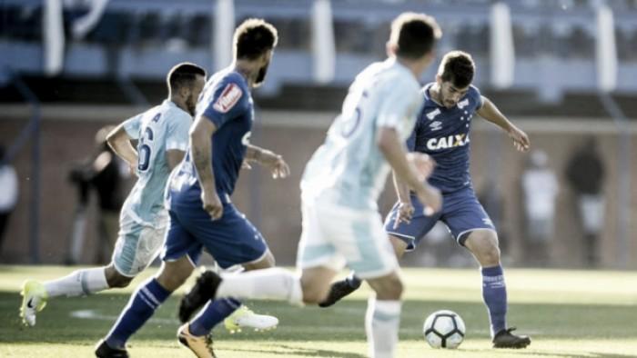 Resultado Cruzeiro x Avaí no Campeonato Brasileiro 2017 (2-2)