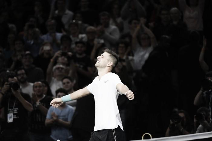 Tennis, Sock trionfa a Parigi Bercy: vola alle Finals