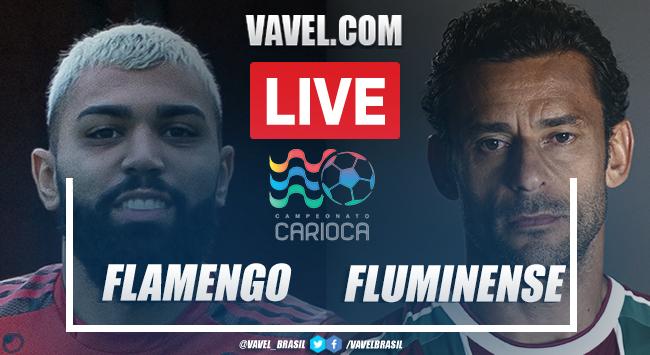 Gols e melhores momentos de Flamengo 3x1 Fluminense pelo Campeonato Carioca 2021