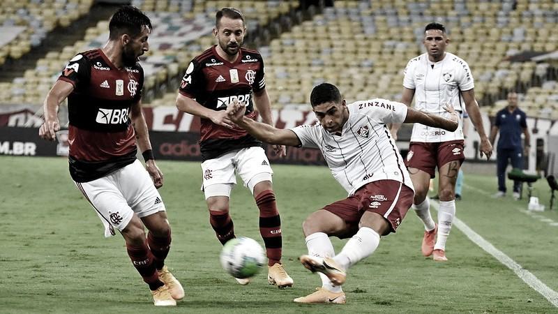 Flamengo e Fluminense fazem o primeiro clássico do Cariocão em momentos opostos