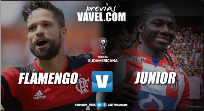 Previa Flamengo - Junior: Los 'tiburones' a la conquista de Río