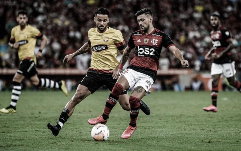 Barcelona de Guayaquil x Flamengo AO VIVO: jogo em tempo real pela Libertadores