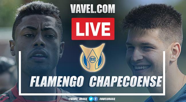 Gols e melhores momentos Flamengo x Chapecoense pelo Campeonato Brasileiro 2021 (2-1)
