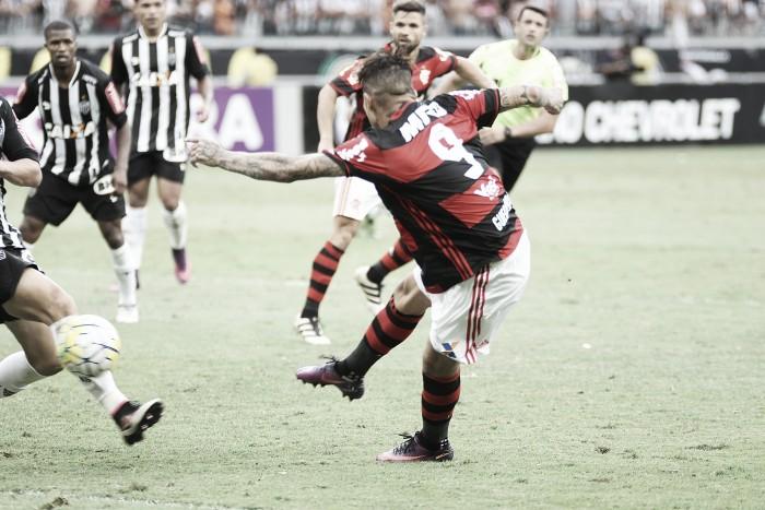 Flamengo estreia no Brasileirão 2017 com clássico nacional diante do Atlético-MG