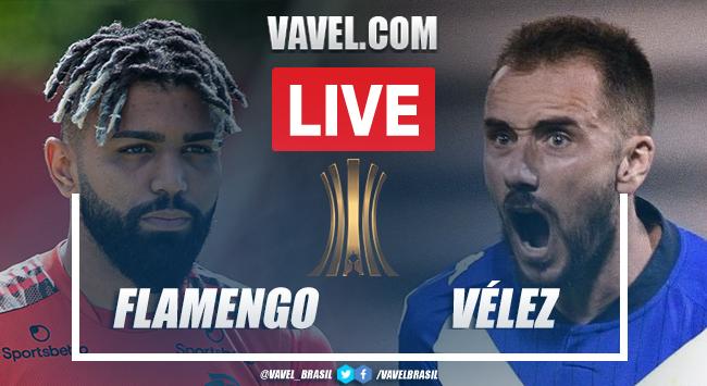Melhores momentos Flamengo 0 x 0 Vélez Sarsfield pela Libertadores 2021