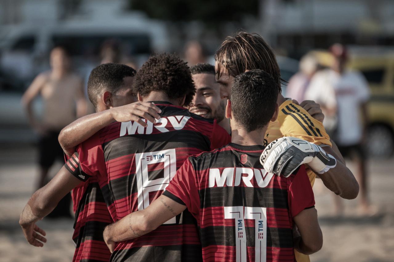 Sonhando alto: Flamengo Beach Soccer inicia sua caminhada no Campeonato Nacional