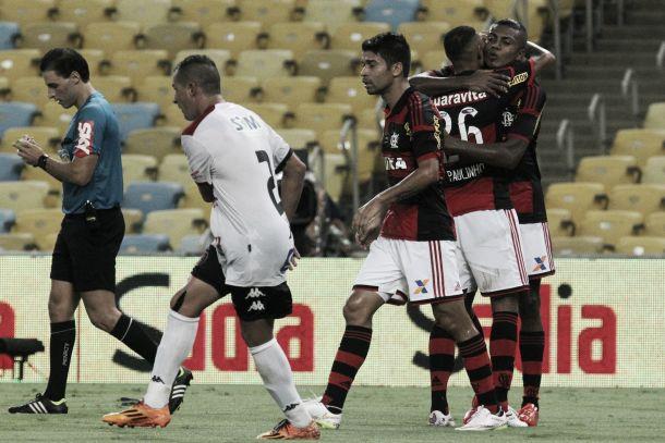 Flamengo bate Brasil de Pelotas e garante classificação à segunda fase da Copa do Brasil